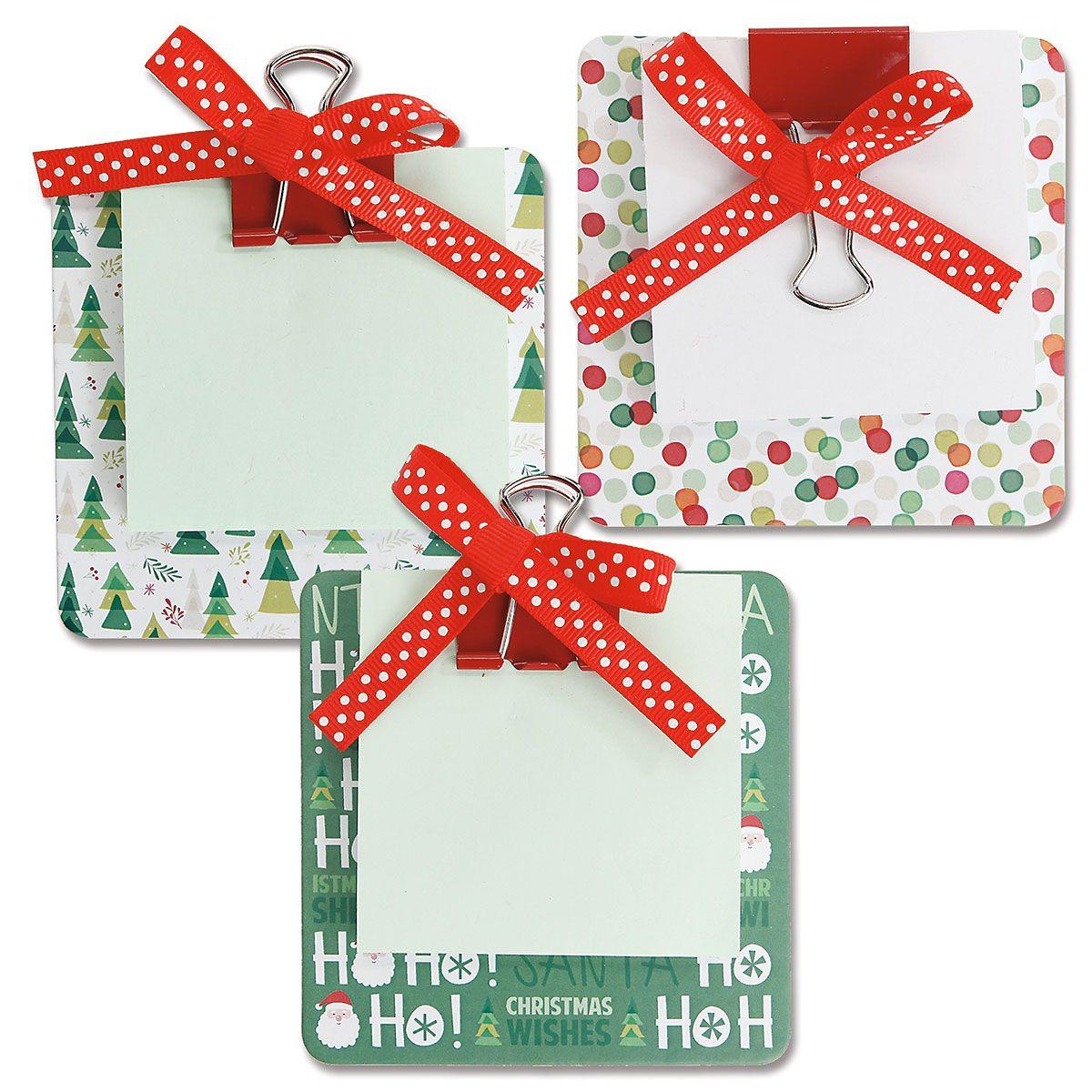 Christmas Cheer Coaster Notes
