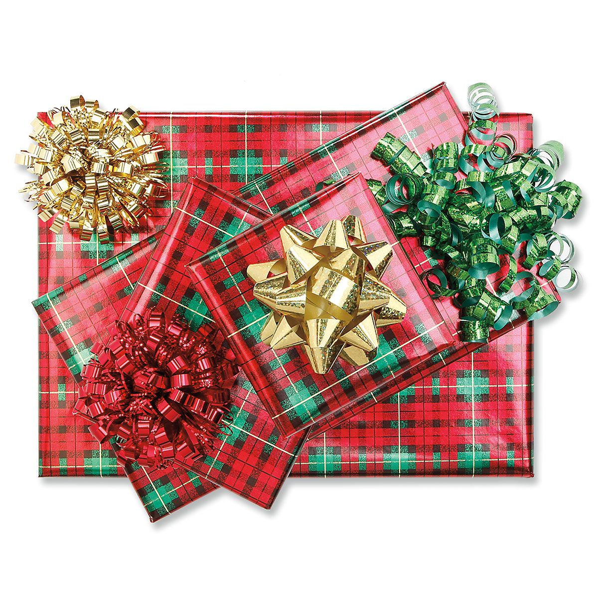 Gift Wrap Christmas Bows