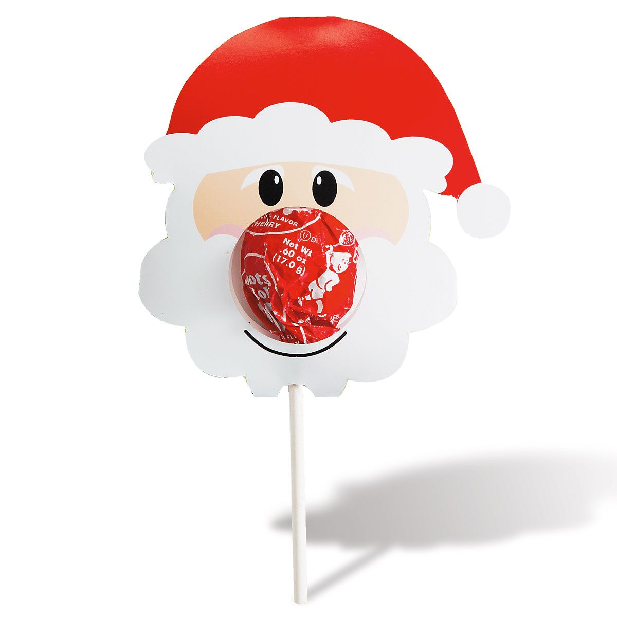 Santa Lollipop Holders - BOGO