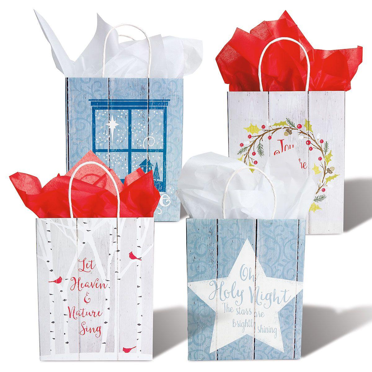 Christmas Faith Gift Bags
