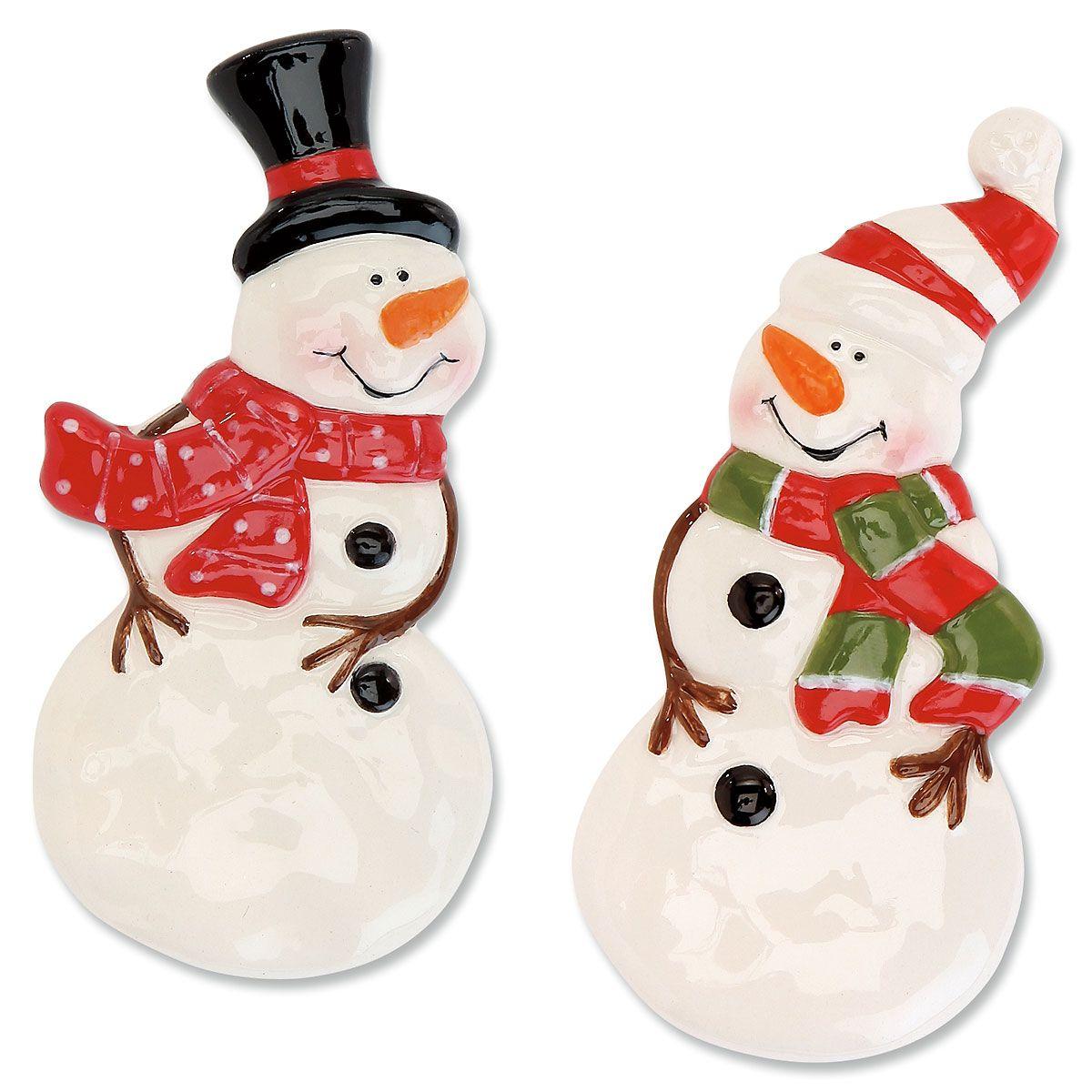 Snowmen Magnets
