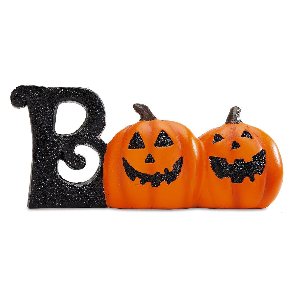 BOO Halloween Décor