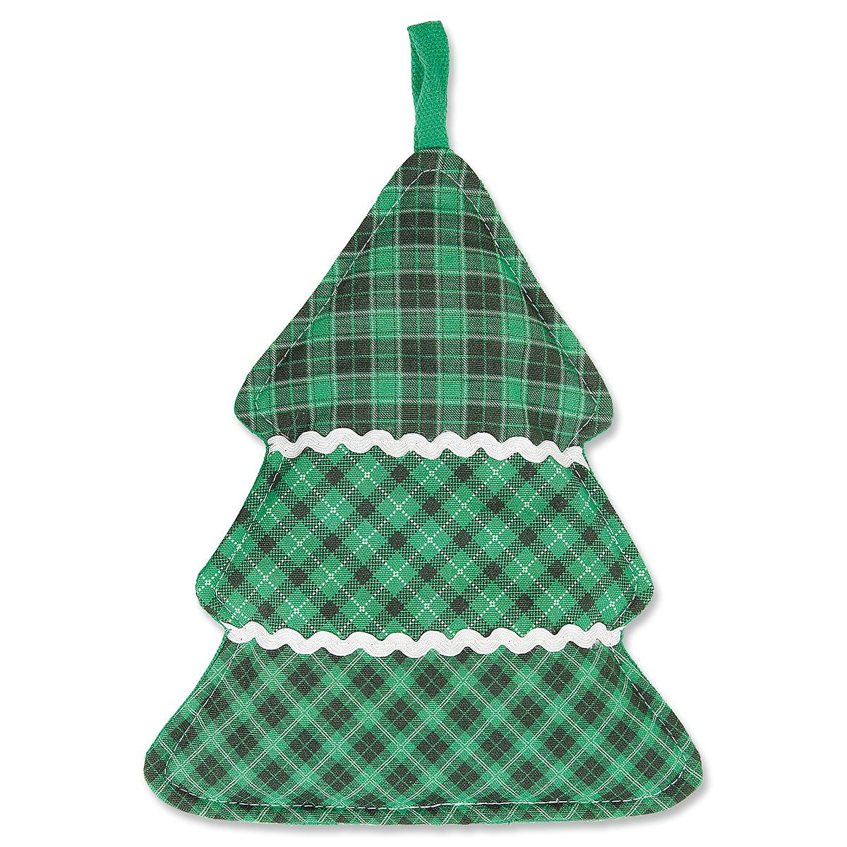 Christmas Tree Hot Pads