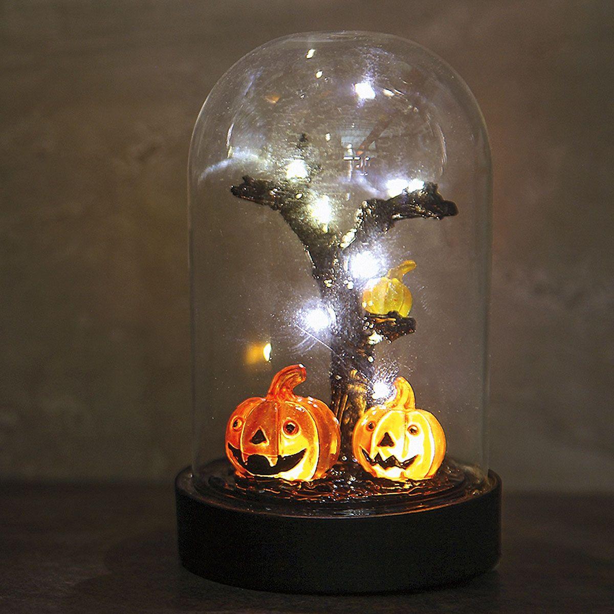 LED Halloween Globe