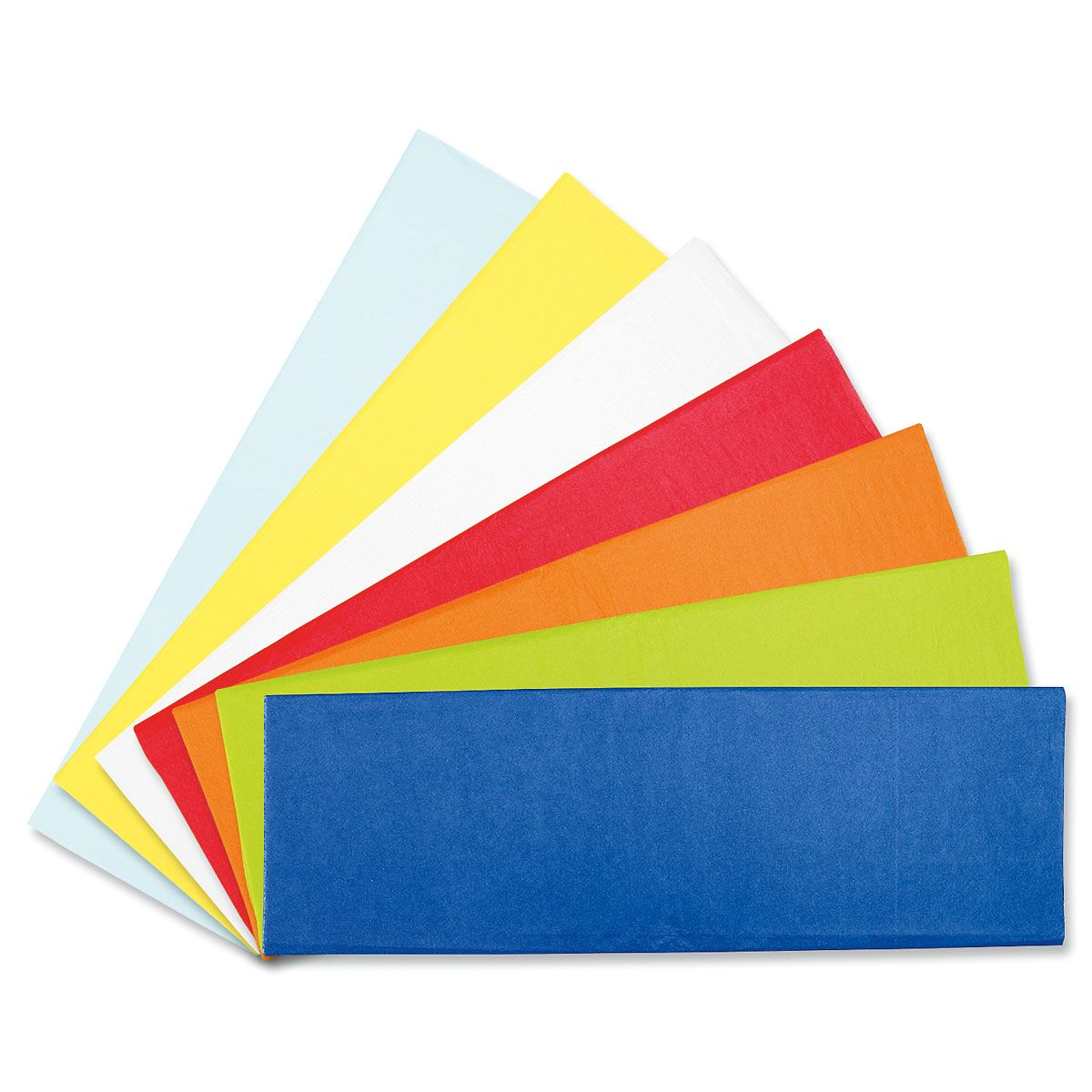 Fiesta Colors Tissue Sheets - BOGO