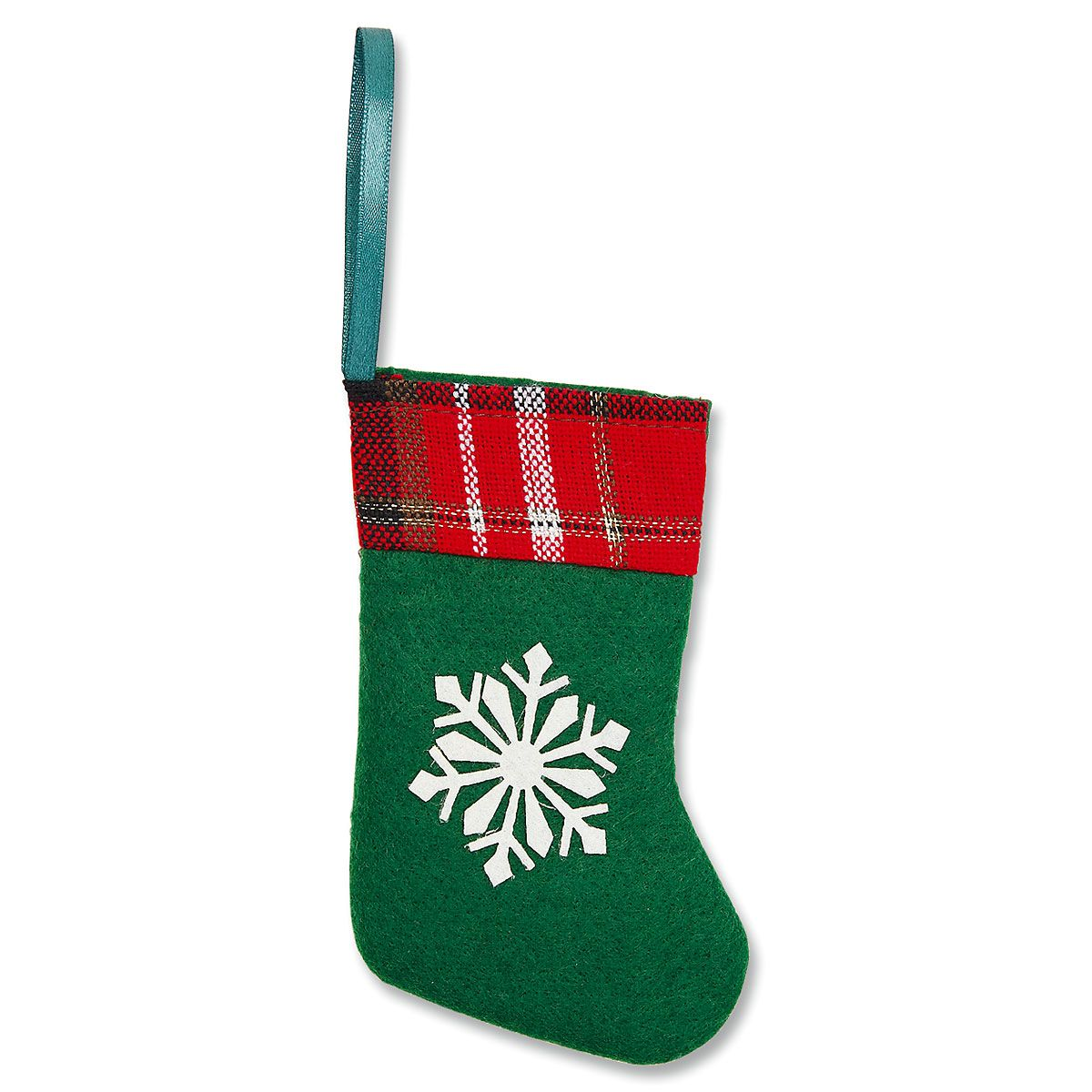 Snowflake and Tree Stocking Gift Card Holders
