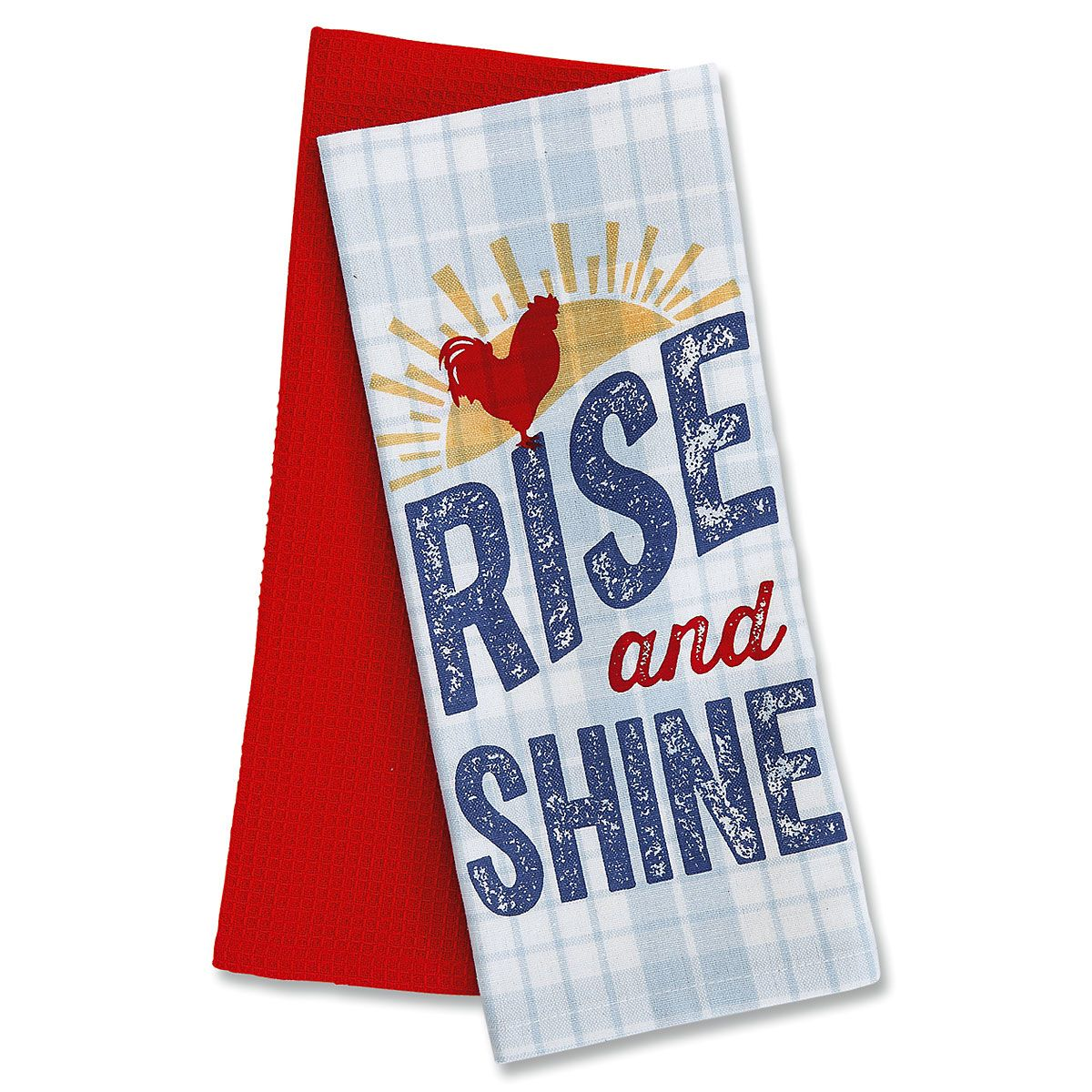 Rise and Shine Kitchen Towels