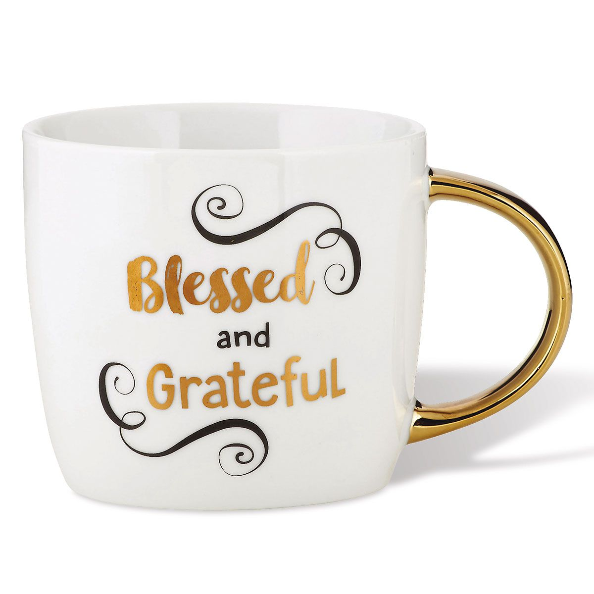 Blessed and Grateful Mug