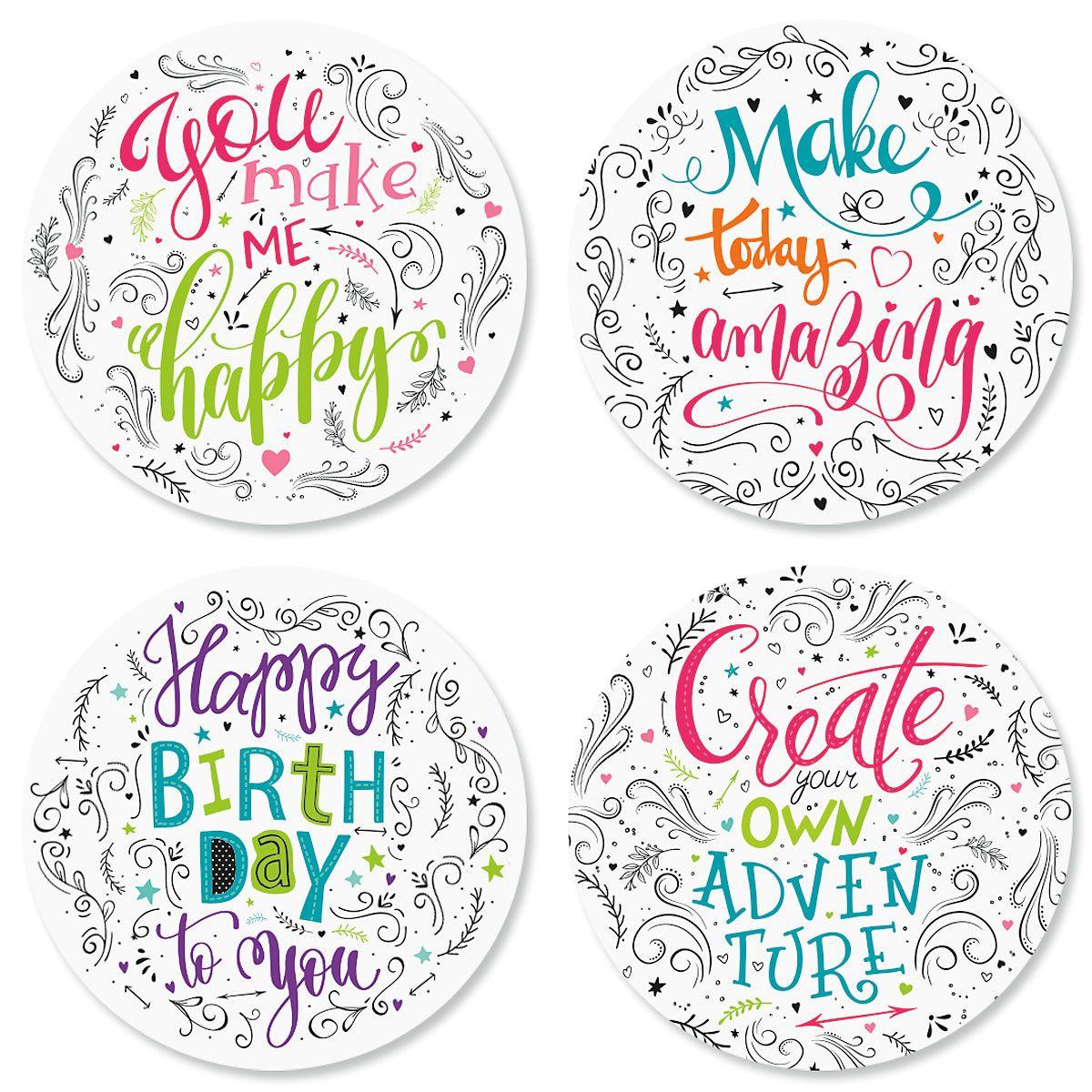 Create Seals (4 Designs)