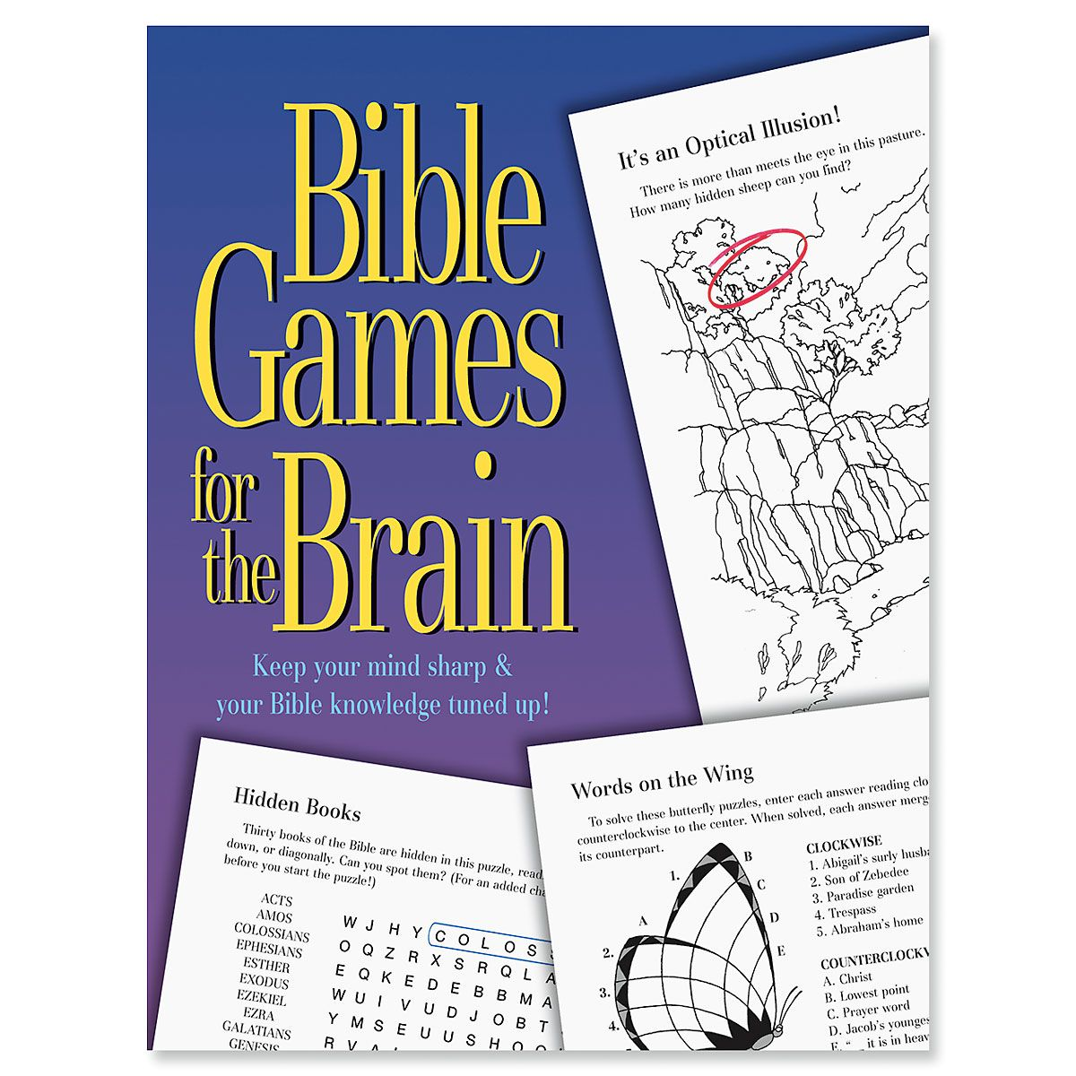 Bible Games for the Brain