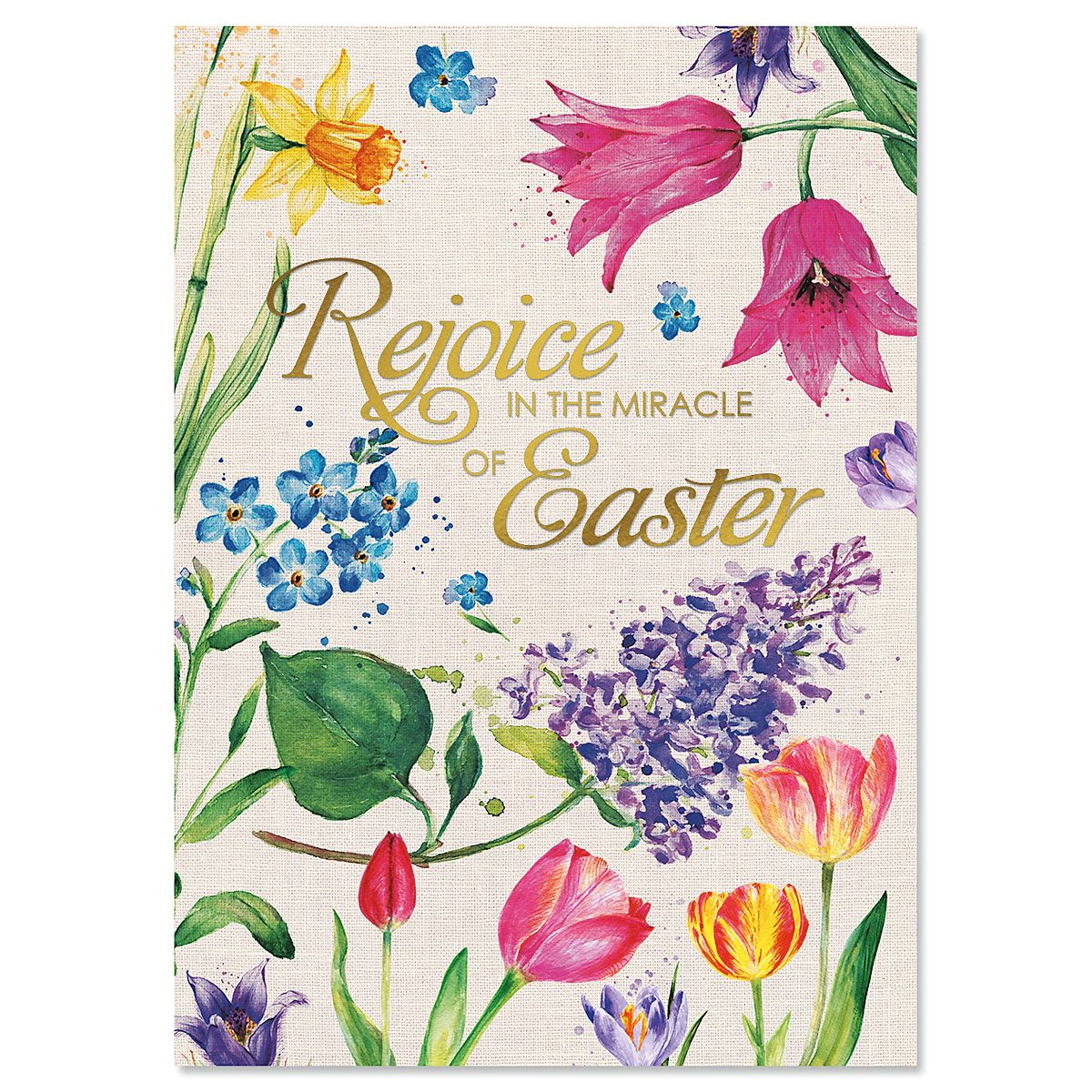 Watercolor Easter Cards