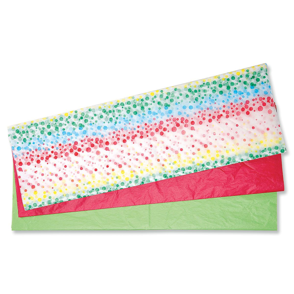 Confetti Tissue Value Pack - BOGO