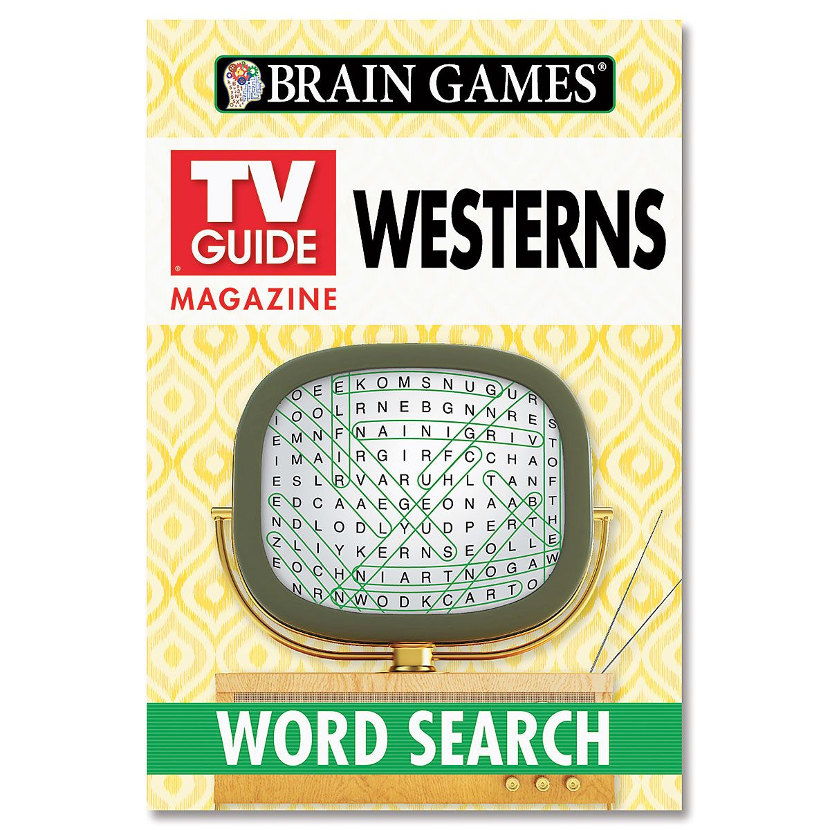 TV Guide Word Search Book Set