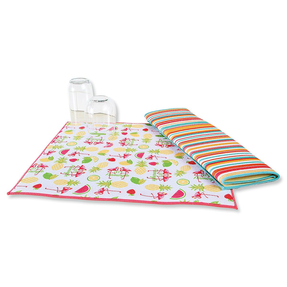Summer Colors Drying Mats