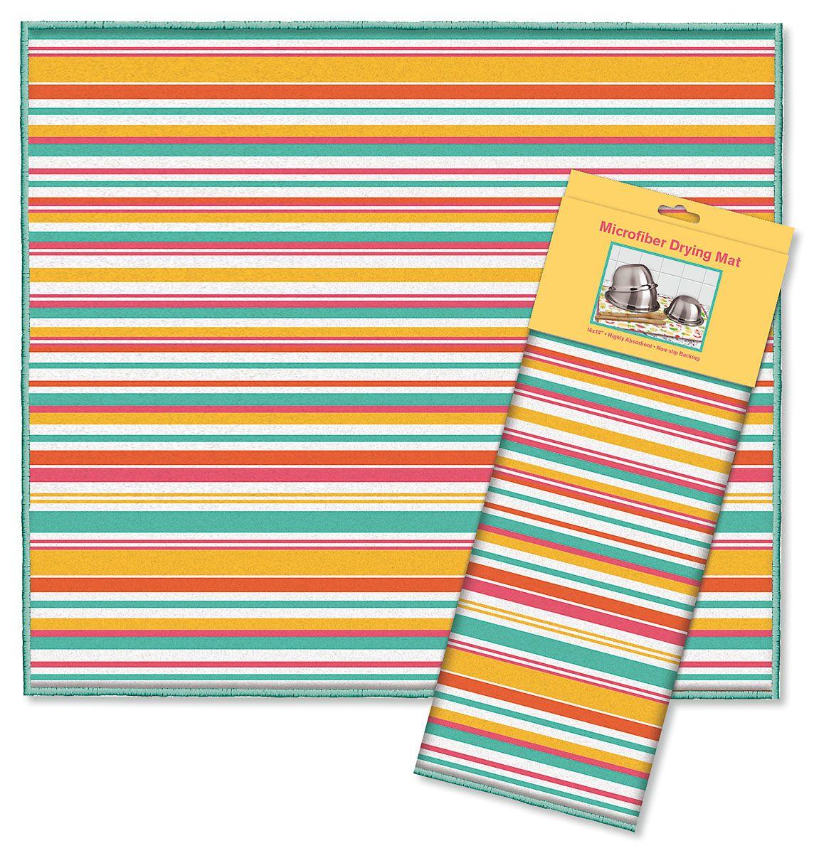 Summer Colors Drying Mats