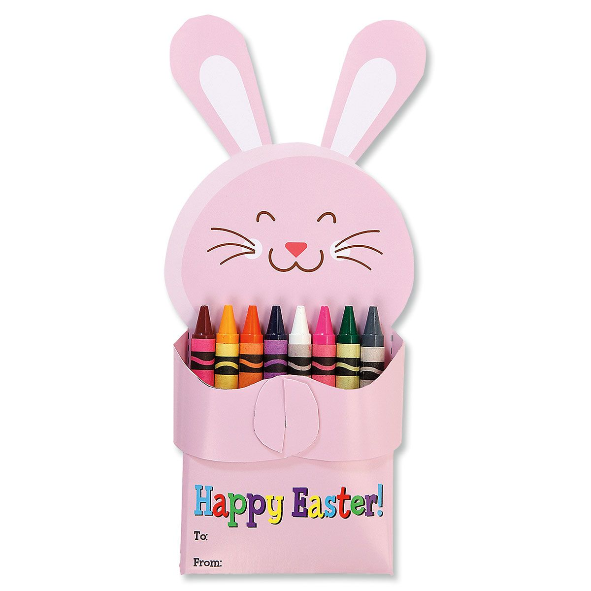 Bunny Crayon Holder