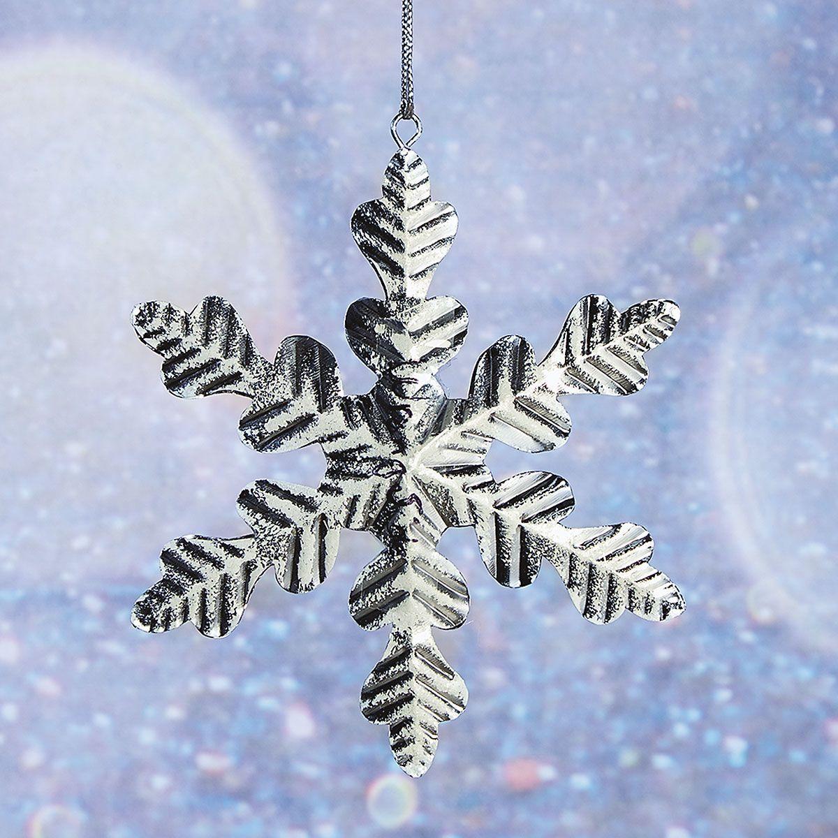 Metal Snowflake