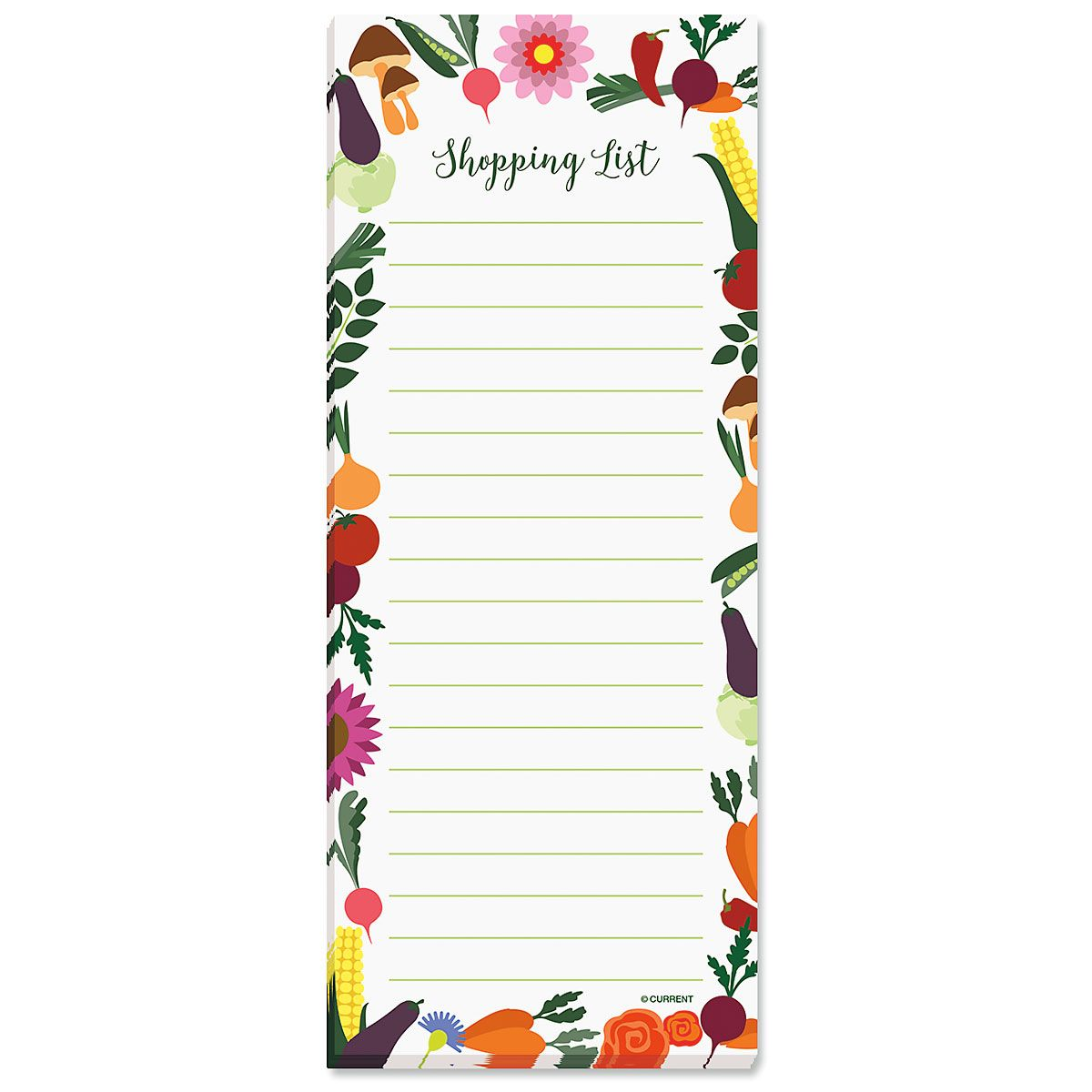 2 Big Shopping List Pads