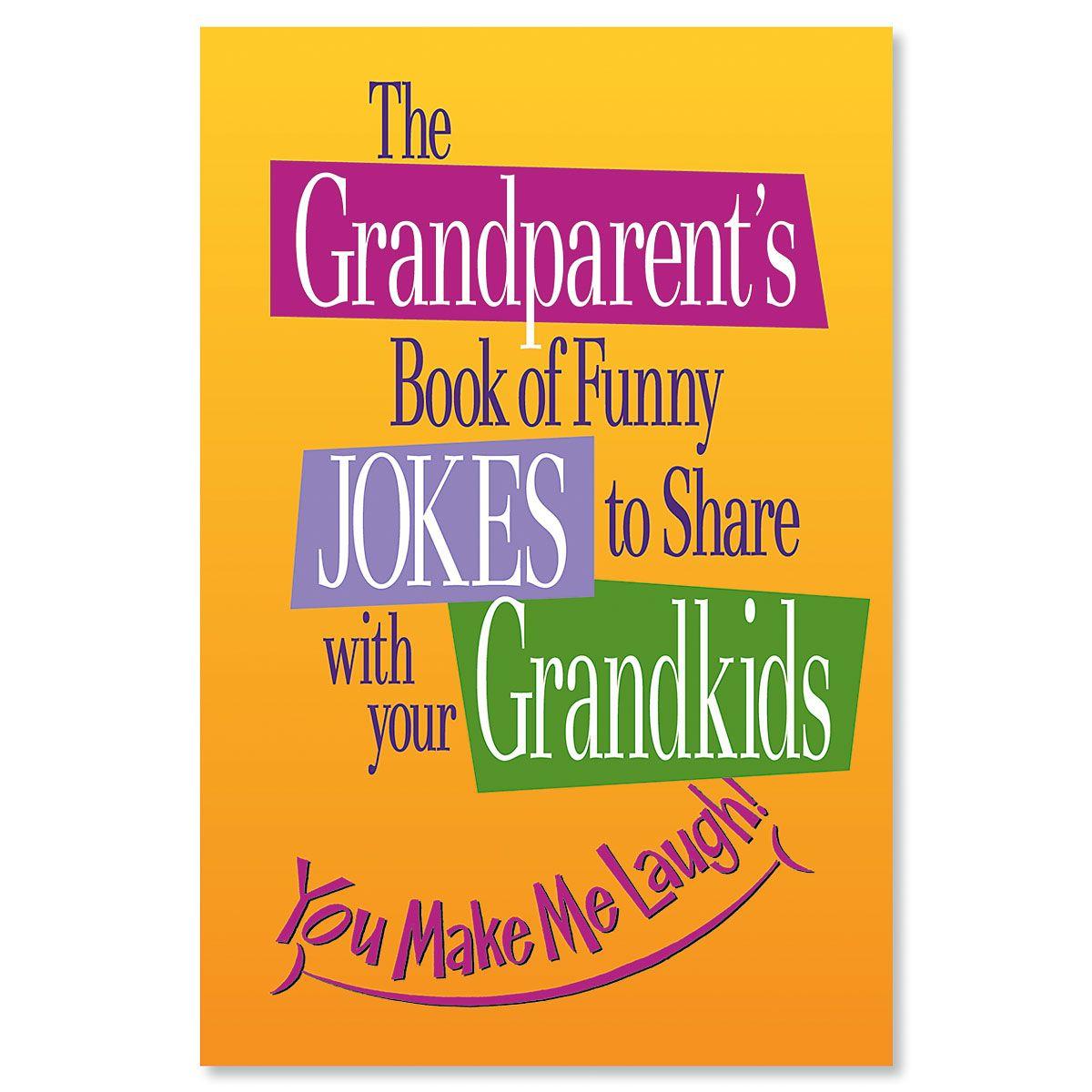 Grandparent's Jokes Book