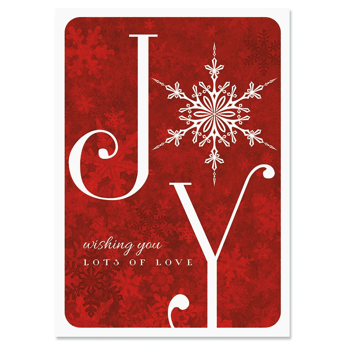 Joyful Greetings Christmas Cards
