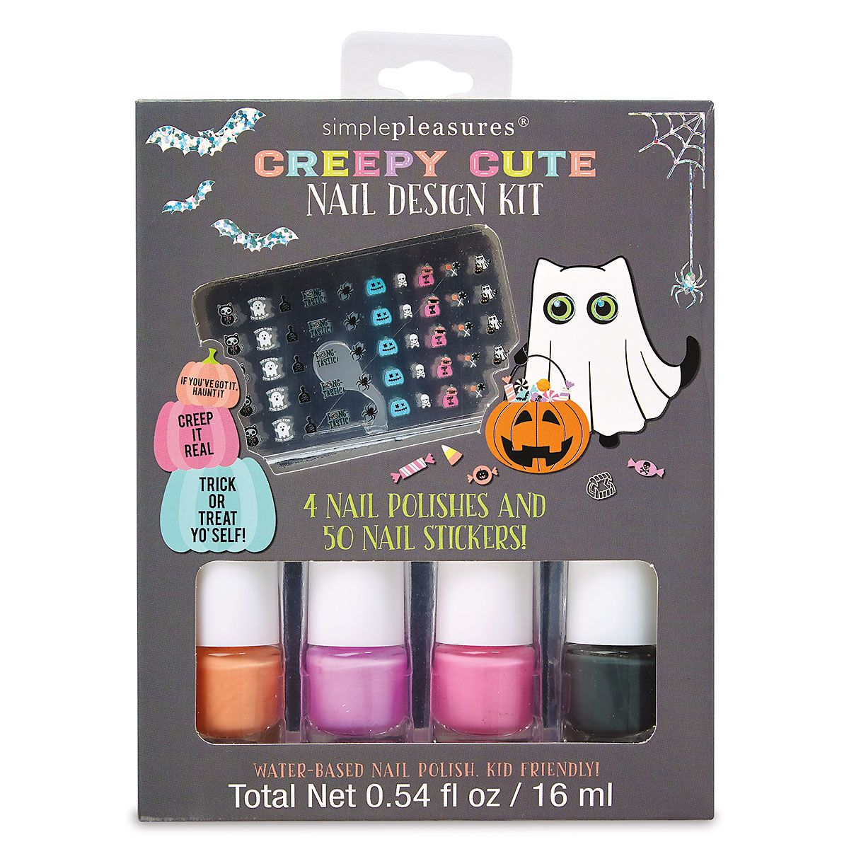 Halloween Nail Kit