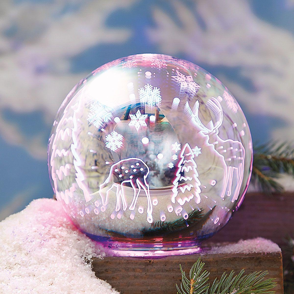 Christmas LED Globe
