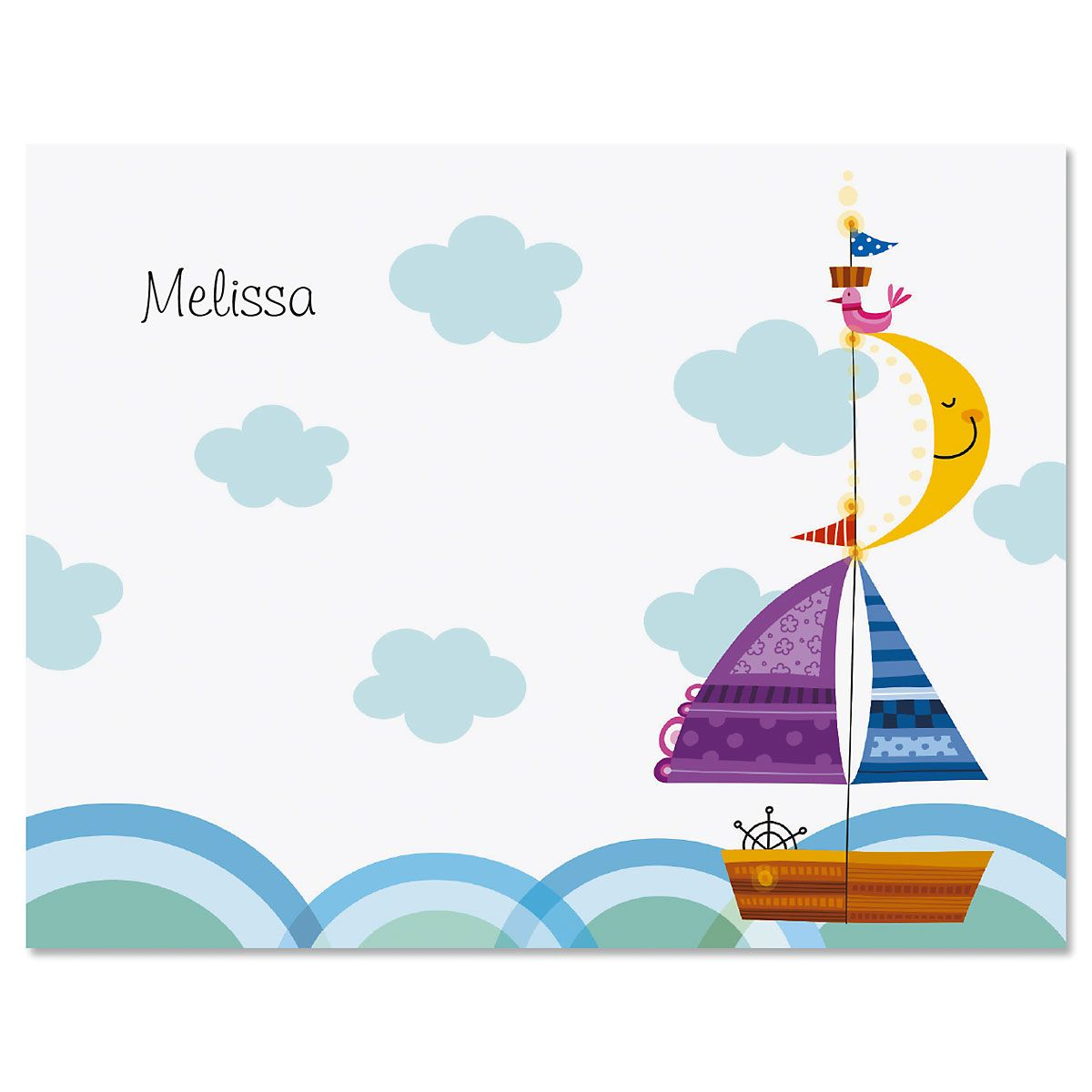 Imagination Personalized Note Cards