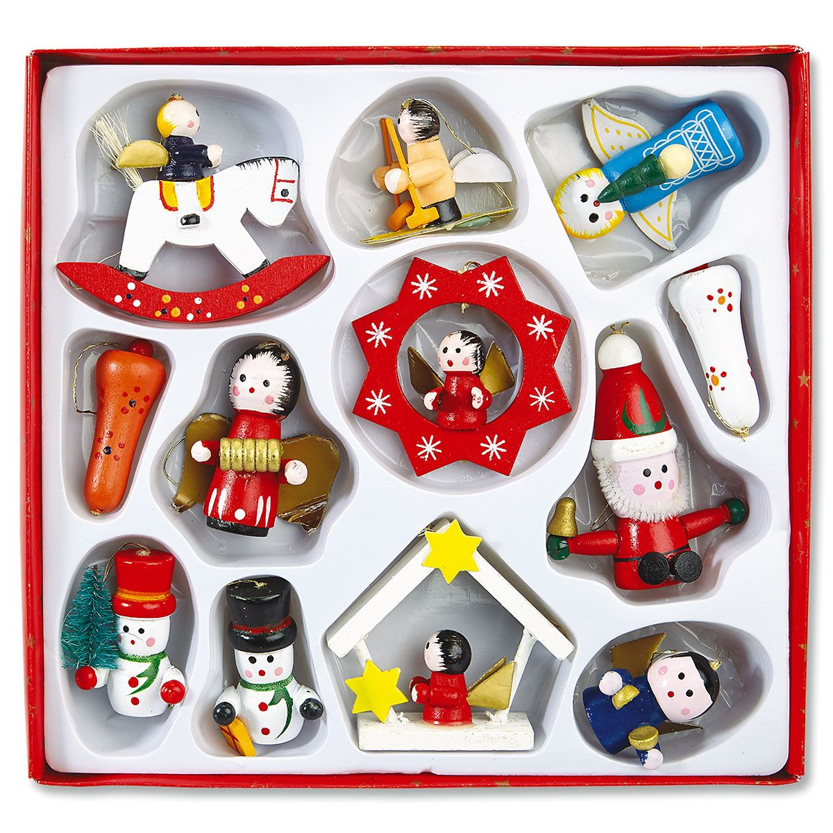 Miniature Christmas Ornaments