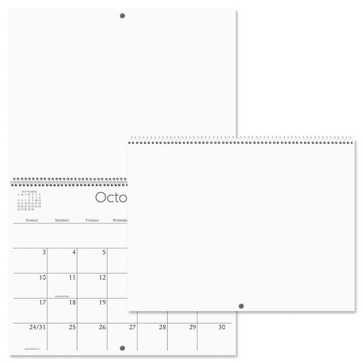 2021 White Pages Crafters' Calendar