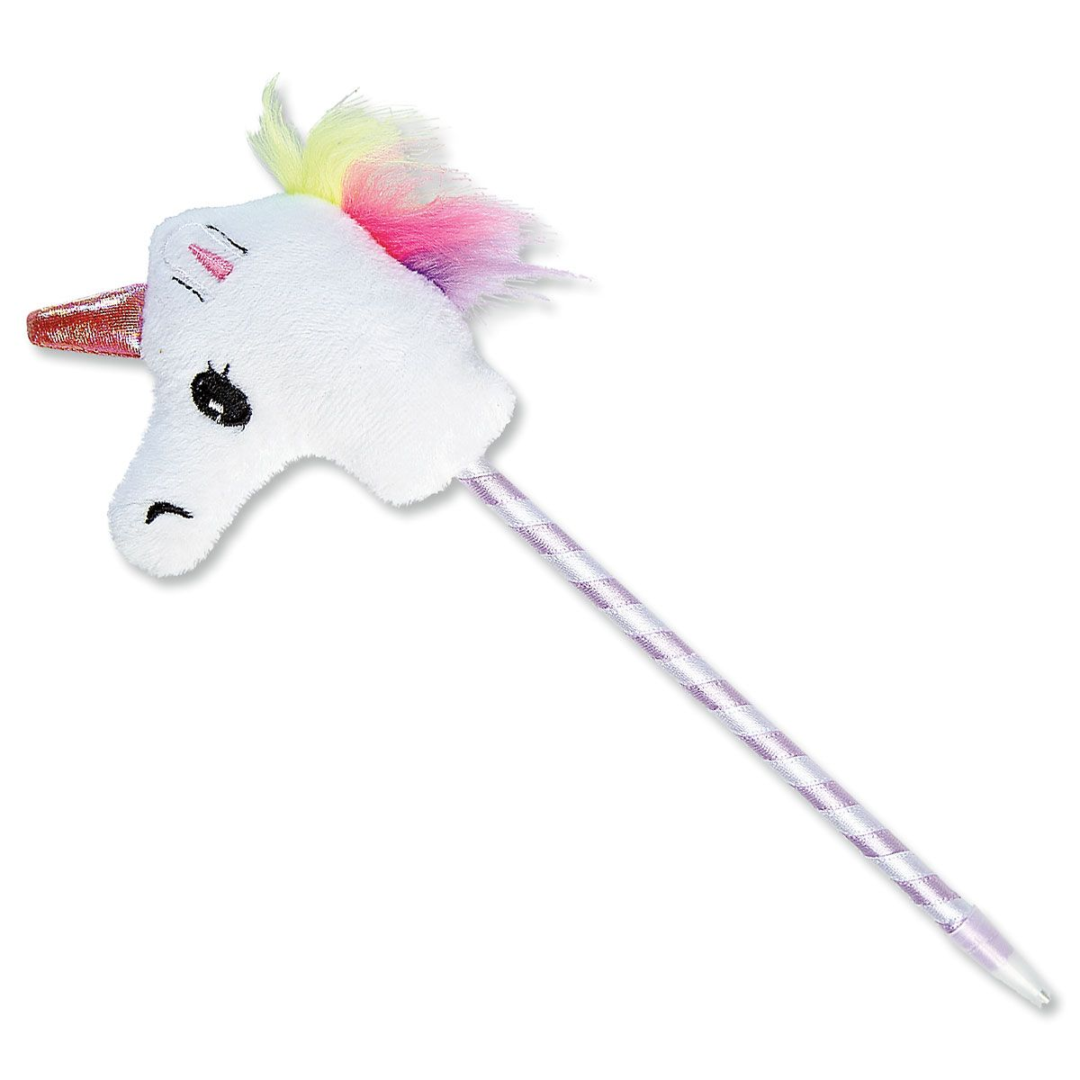 Plush Unicorn Pen