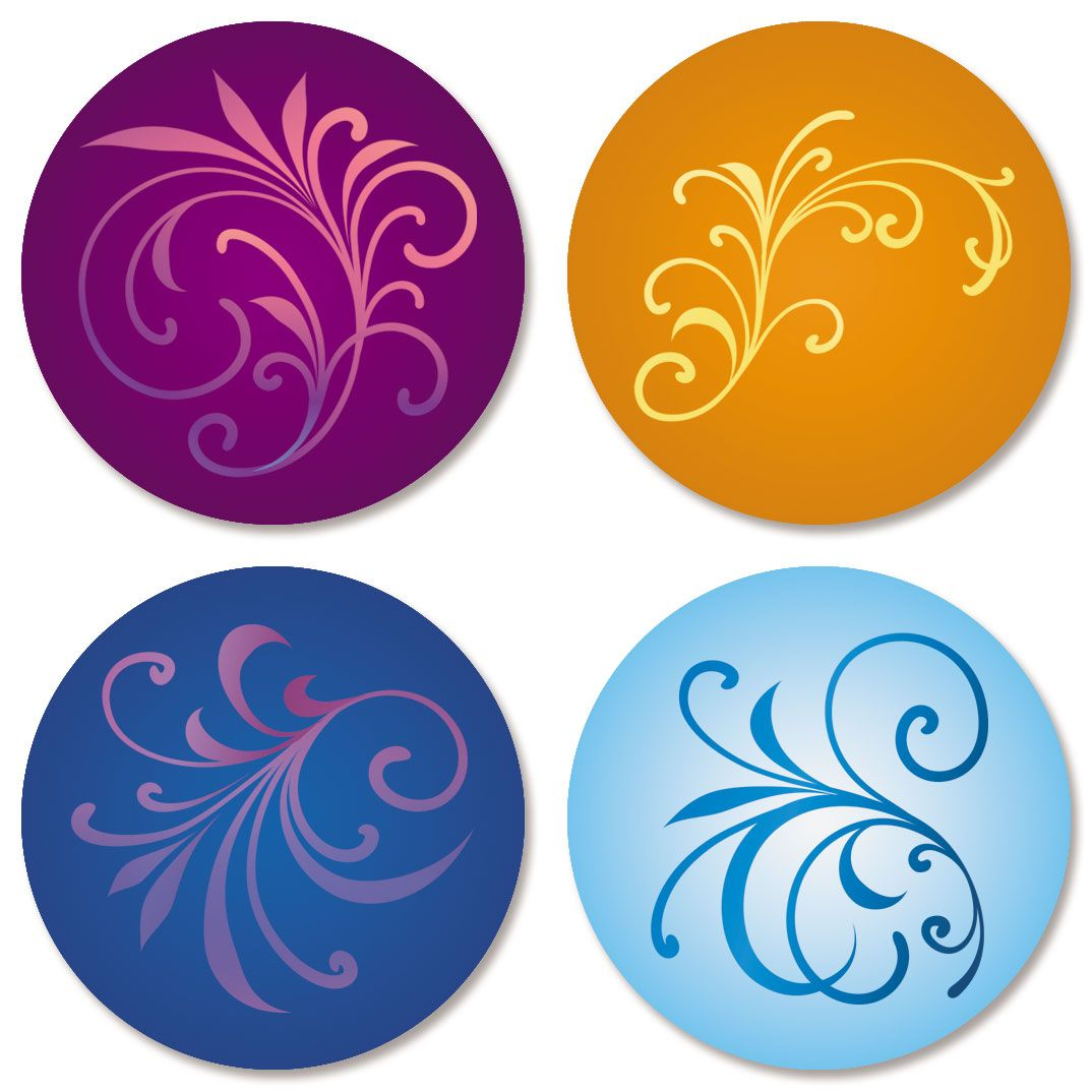 God's Glory Seals (4 Designs)