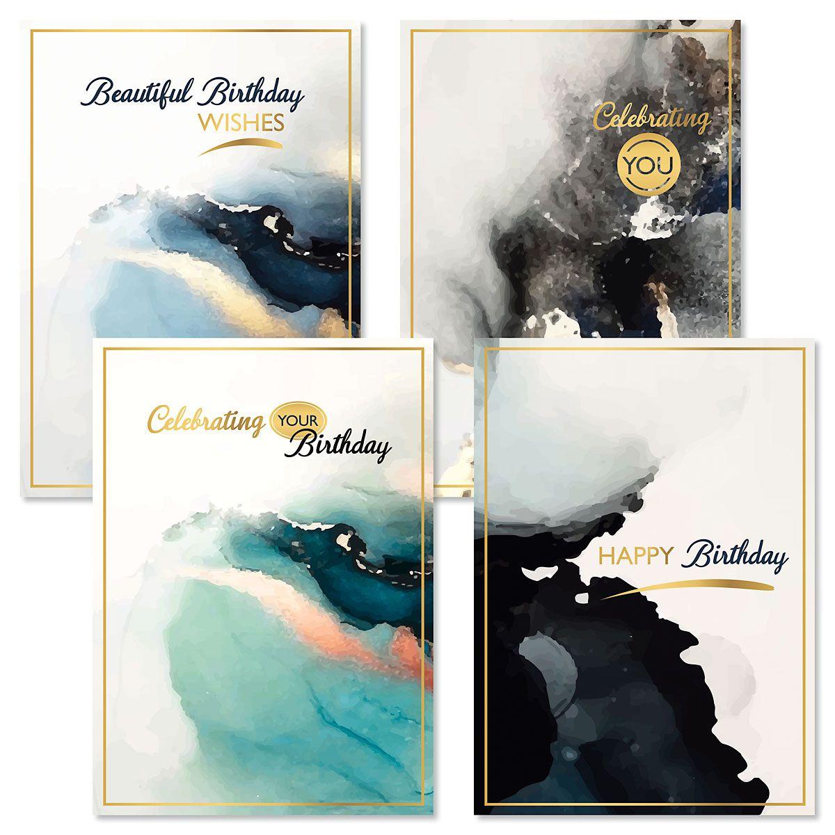 Stone Faith Birthday Cards and Seals