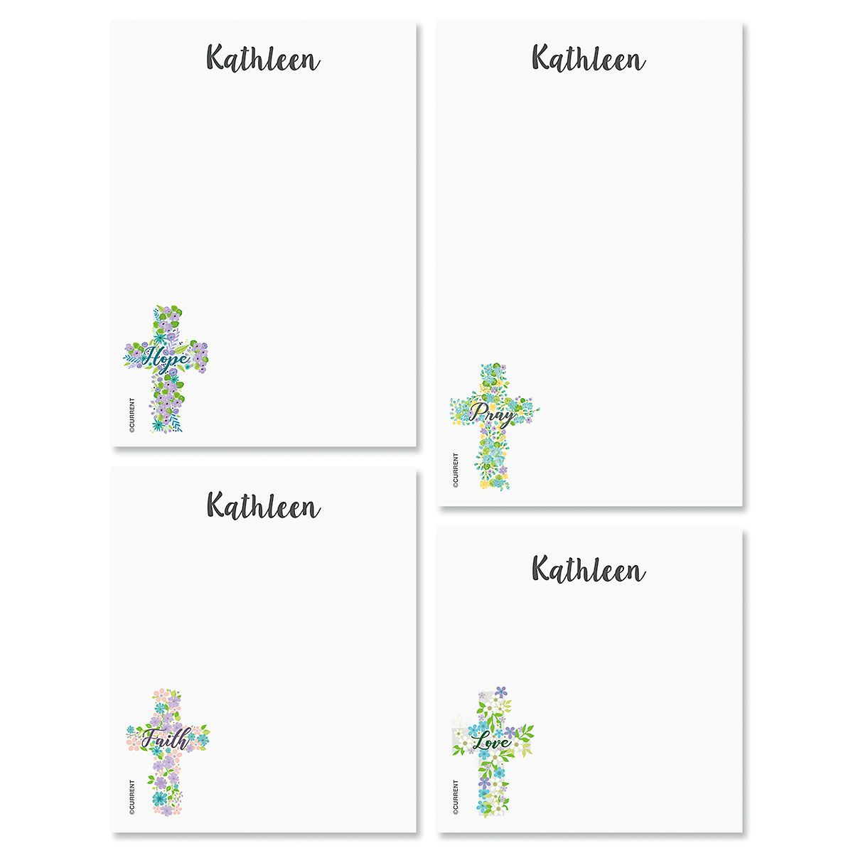 Cross Personalized Memo Pads