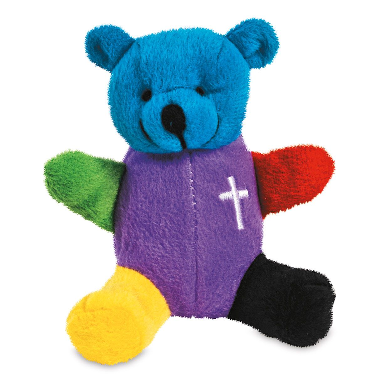 Rainbow Faith Bear - BOGO