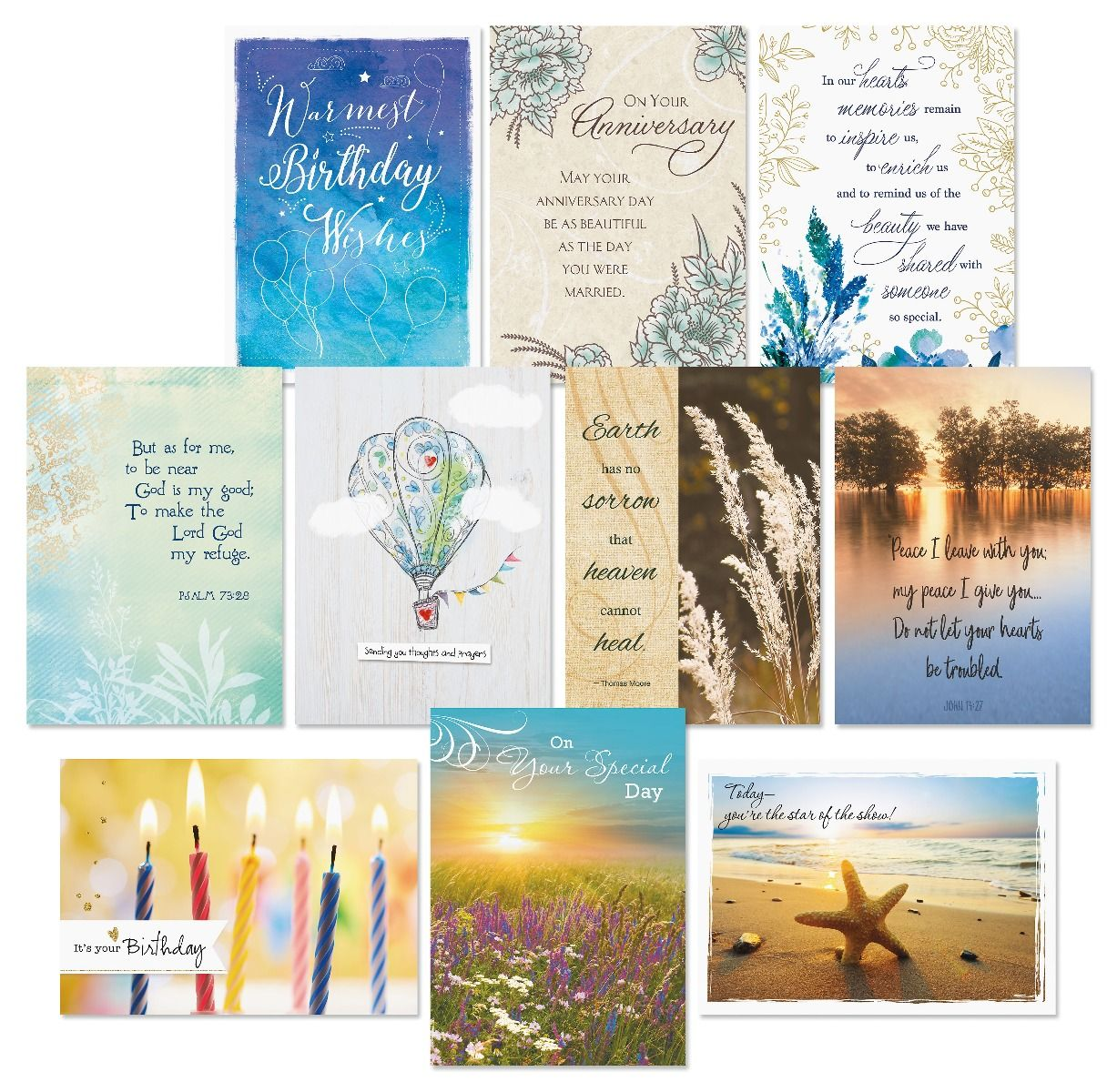 Faith All Occasion Value Pack Cards