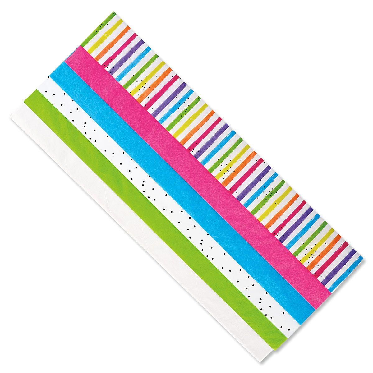 Stripes Tissue Pack - BOGO