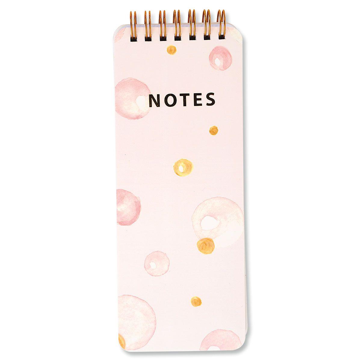 Skinny Spiral Notebook