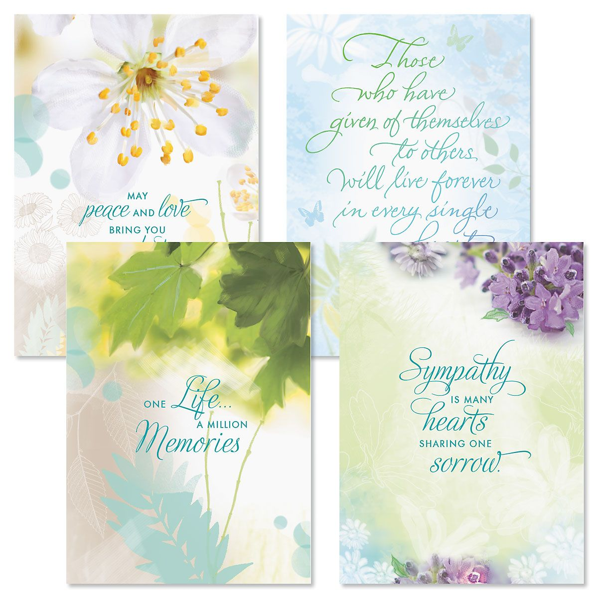 Feeling Your Loss Sympathy Cards and Seals