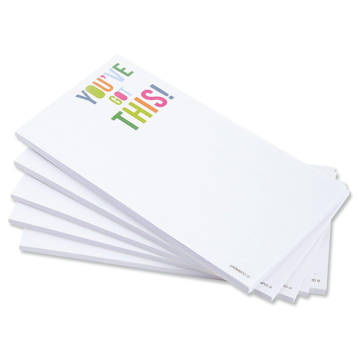 Motivational Notepads