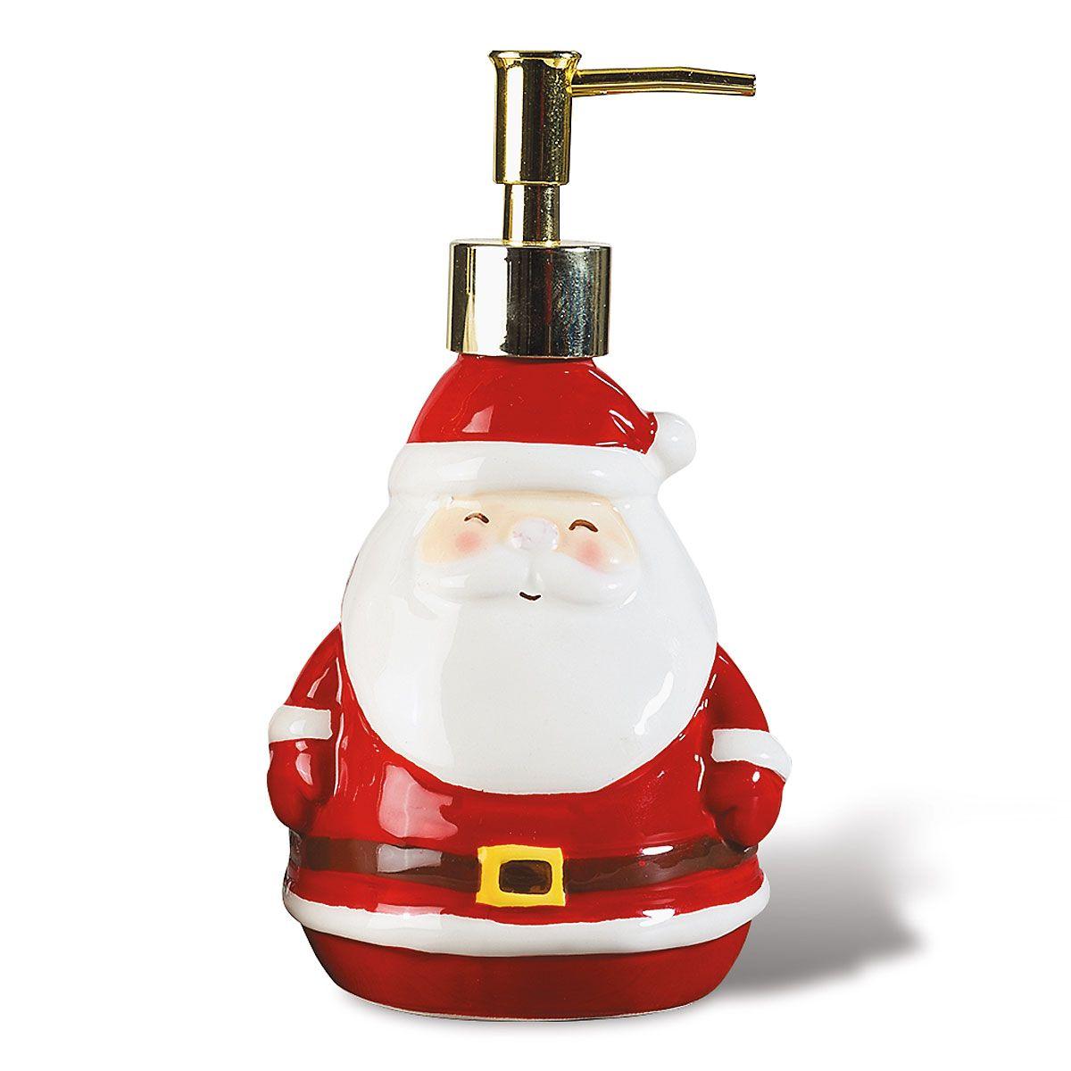 Santa Holiday Soap Dispenser