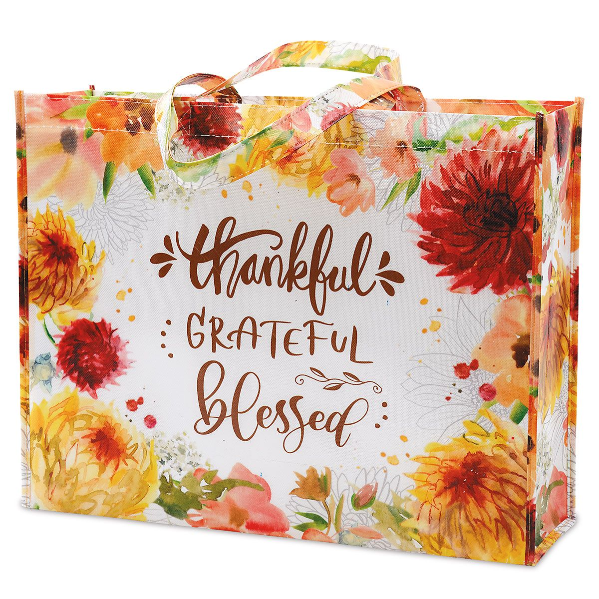 Chrysanthemum Shopping Tote