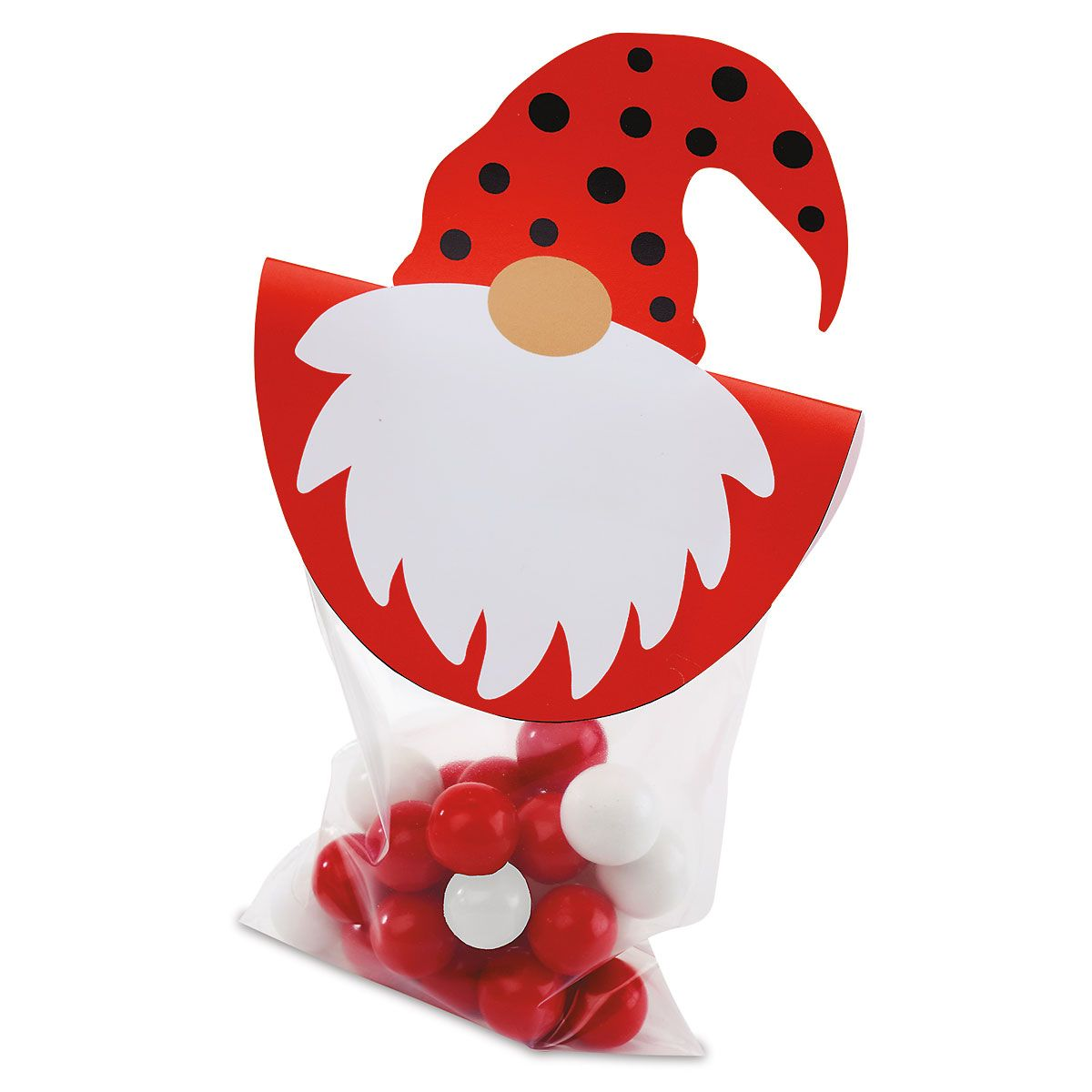 Gnome Treat Bags & Toppers