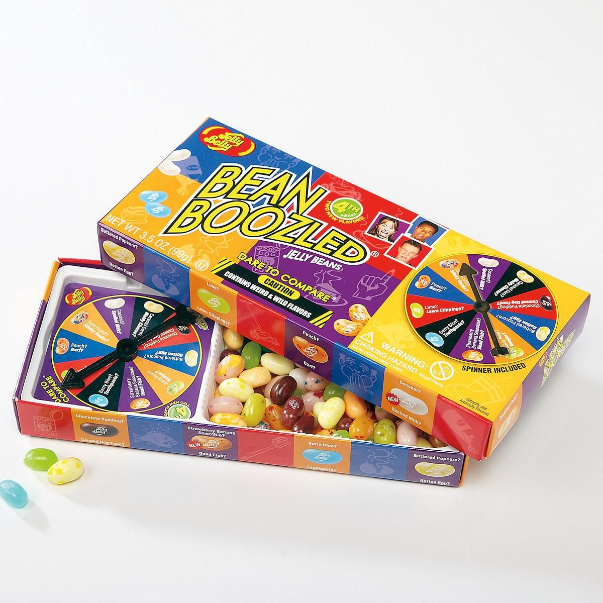 Jelly Belly® Beanboozled Spinner Box