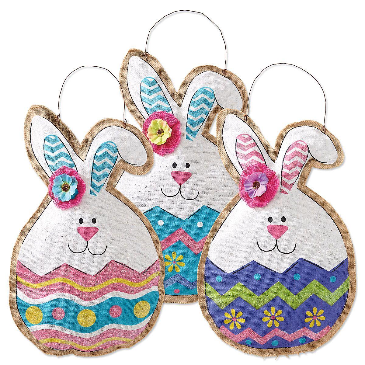 Easter Bunny Hanger