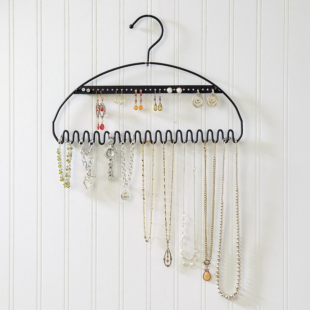 Hang It Up Jewelry Organizer