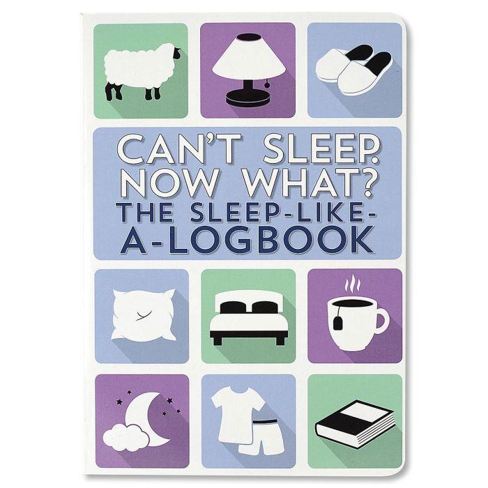 Can't Sleep. Now What? Sleep Like a Logbook