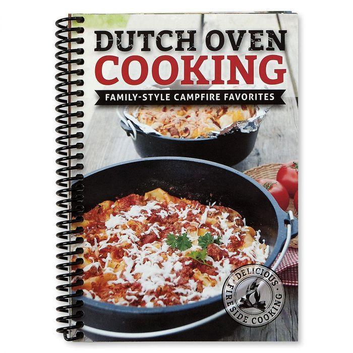 Dutch Oven Cooking Outdoor Cooking Cookbook