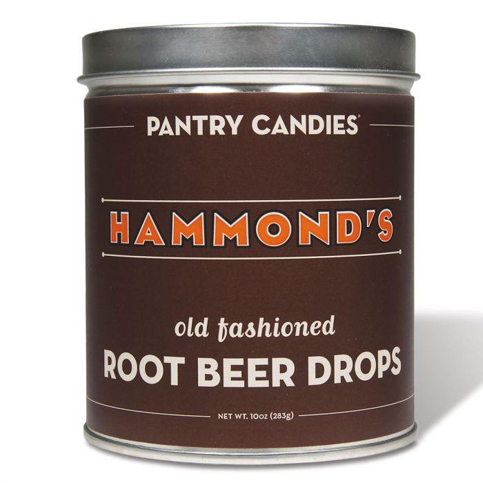 Hammond's Old Fashioned Candy Drops - Root Beer