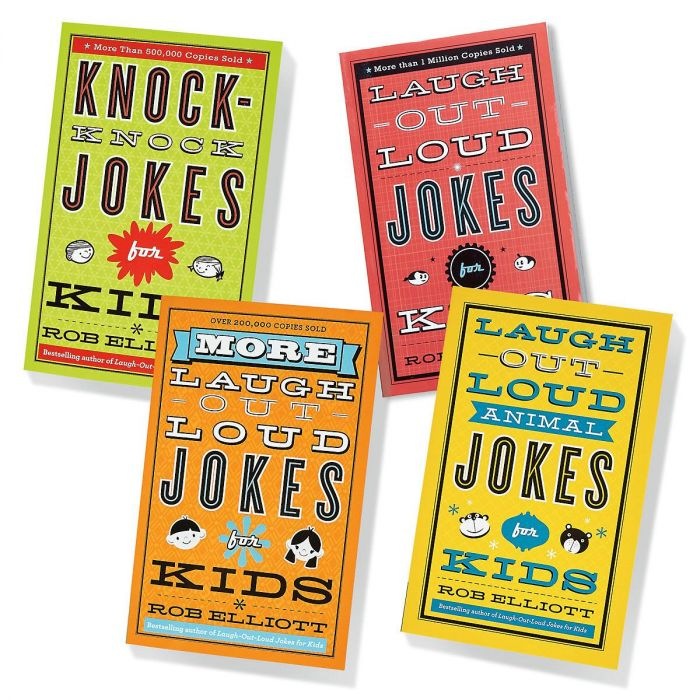Kids' Laugh Out Loud Books