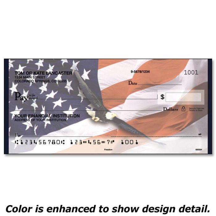 Freedom  Duplicate Checks